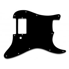 Stratocaster One Humbucker Only