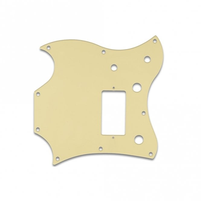 WD Music 2011 Gibson Sg Melody Maker - Cream