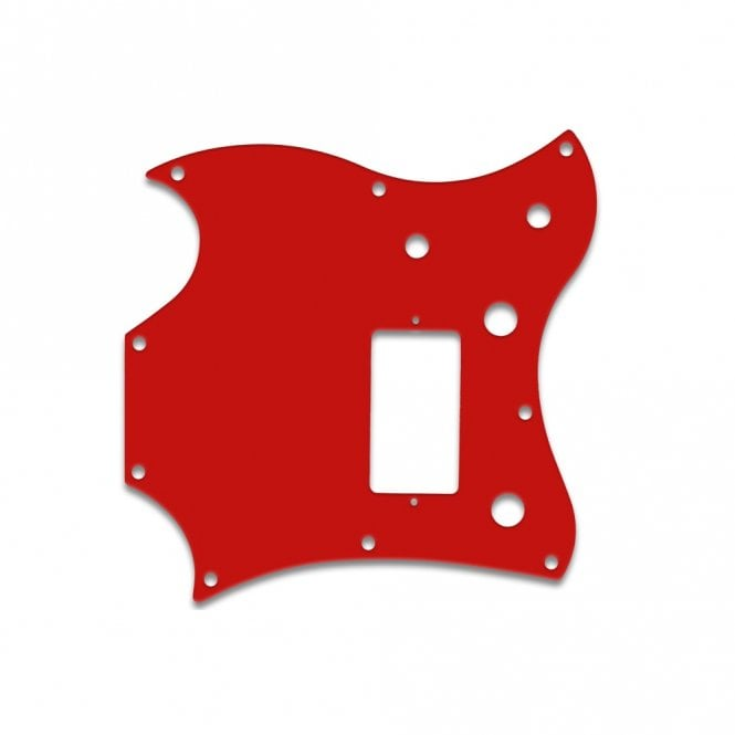 WD Music 2011 Gibson Sg Melody Maker - Solid Red