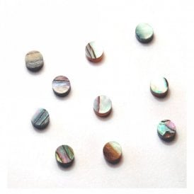 Abalone Fretboard Inlays 3mm
