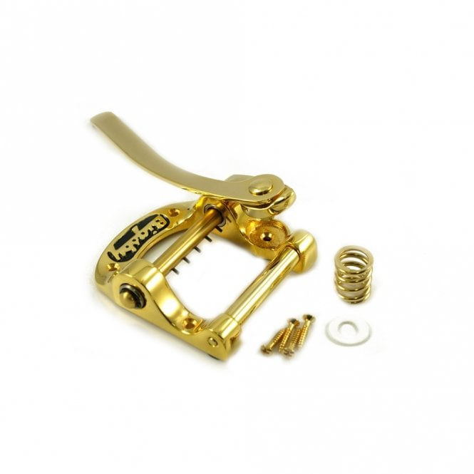 Bigsby B5 USA Bigsby Tailpiece Gold, Left Handed