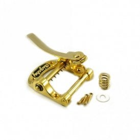 B5 USA Bigsby Tailpiece Gold, Left Handed