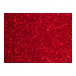 "BLANK RED PEARL 9"" X 15 1/2"
