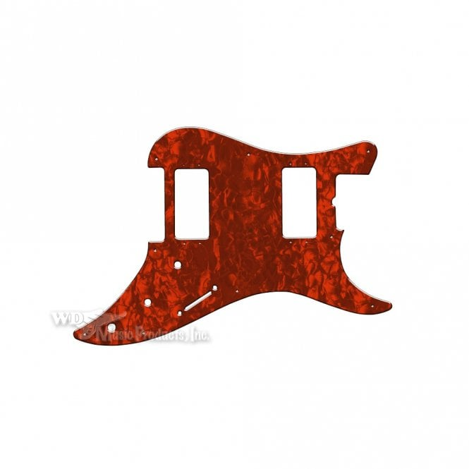 WD Music Bullet 2 Humbuckers - Red Pearl