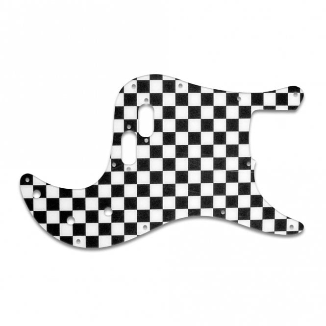 WD Music Bullet Bass - Checkerboard