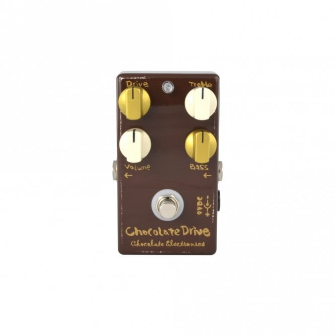 Chocolate Electronics Chocolate Drive Overdrive Pedal