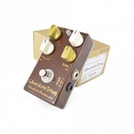 Chocolate Drive Overdrive Pedal