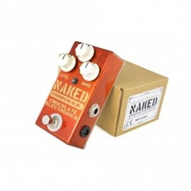 Naked Crunch Overdrive Pedal