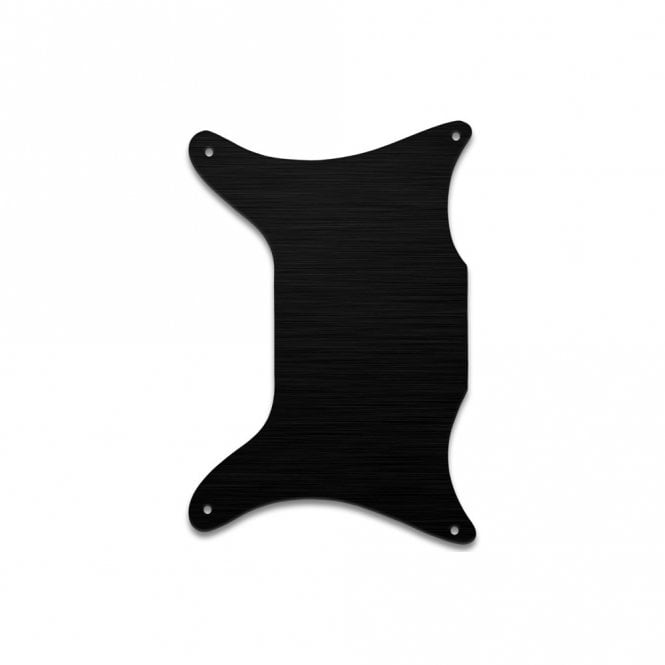 WD Music Coronet - Simulated Black Ano Thin