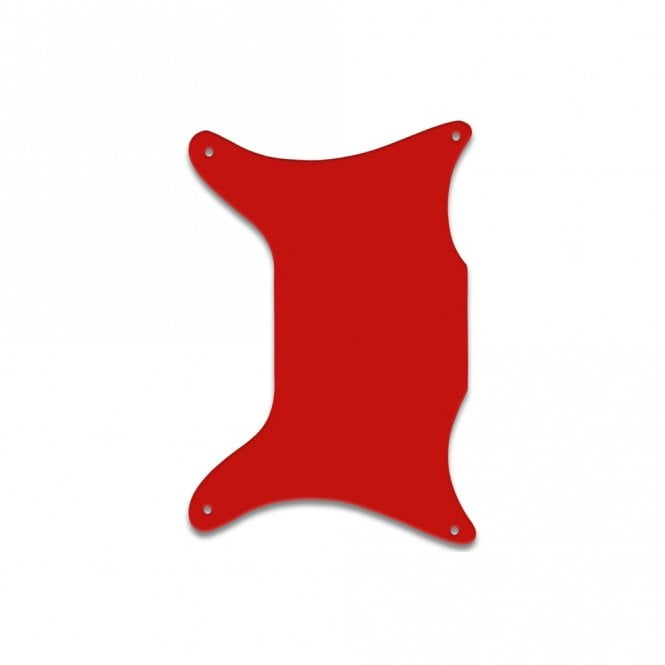 WD Music Coronet - Solid Red