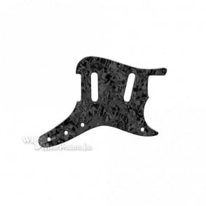 Duosonic Replacement Pickguard for Original Models - Black Pearl