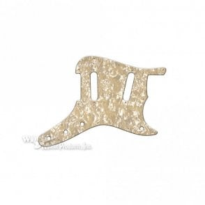 Duosonic Replacement Pickguard for Original Models - Cream Pearl
