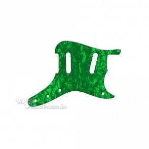 Duosonic Replacement Pickguard for Original Models - Green Pearl