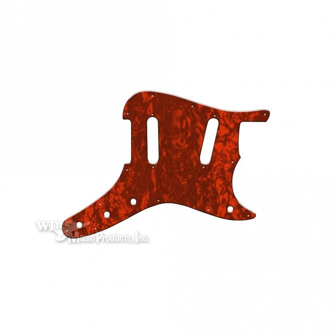 WD Music Duosonic Replacement Pickguard for Original Models - Red Pearl