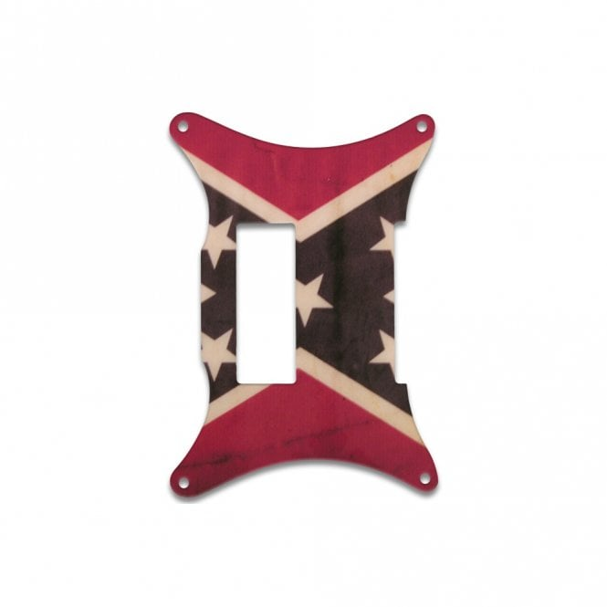WD Music Epiphone 50Th Anniversary Crestwood - Dixie Flag Relic