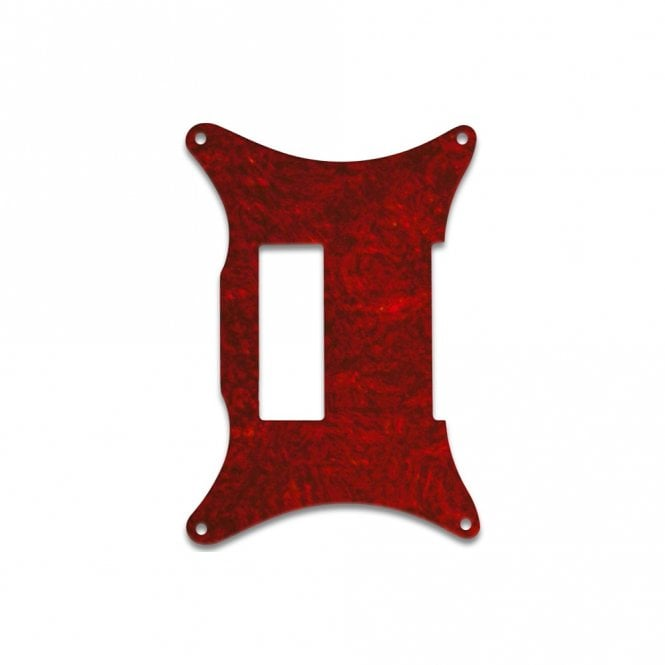 WD Music Epiphone 50Th Anniversary Crestwood - Tortoise Shell Style Red (Pvc)