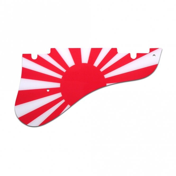 WD Music Epiphone Emperor Swingster - Japanese Flag