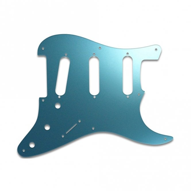 WD Music Eric Johnson/Eric Clapton/Stevie Ray Vaughan Signature Strats - Blue Mirror