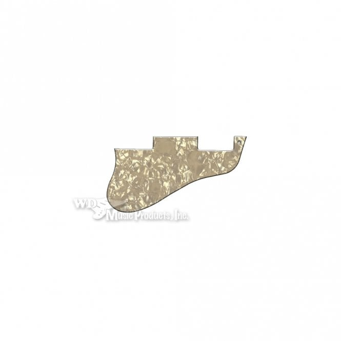WD Music ES-335 Replacement Pickguard for USA 1960's Era Original and Reissue Models - Aged Pearl