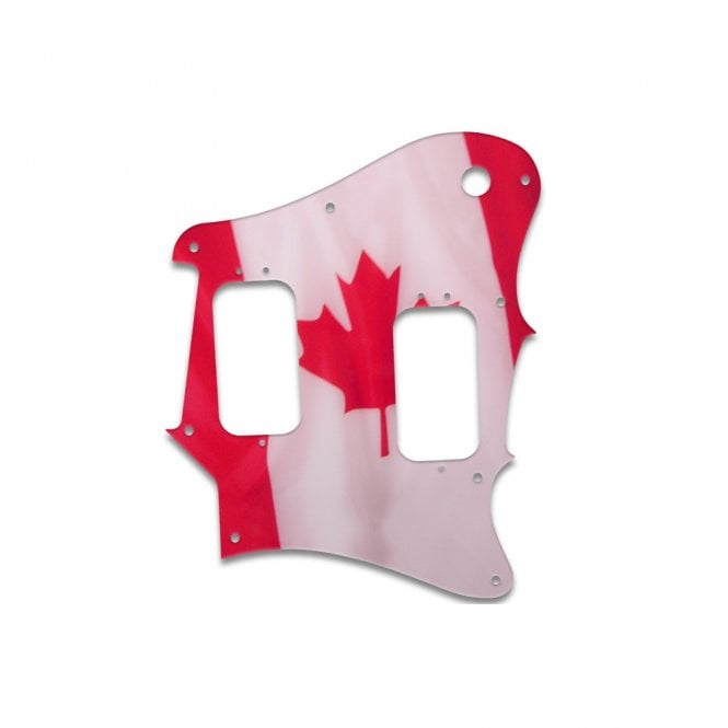 WD Music Fender Pawn Shop Super Sonic - Canadian Flag