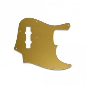 Geddy Lee Jazz Bass Signature Model - Gold/Clear/Gold