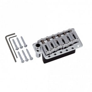 Contemporary 6 Hole Mount Block Saddles Tremolo System