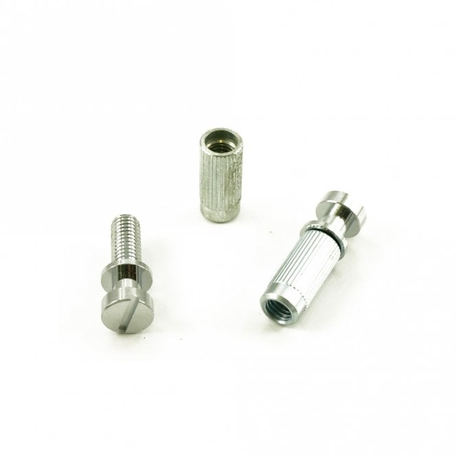 Gotoh Stop Tailpiece Stud and Insert Set - Metric Thread