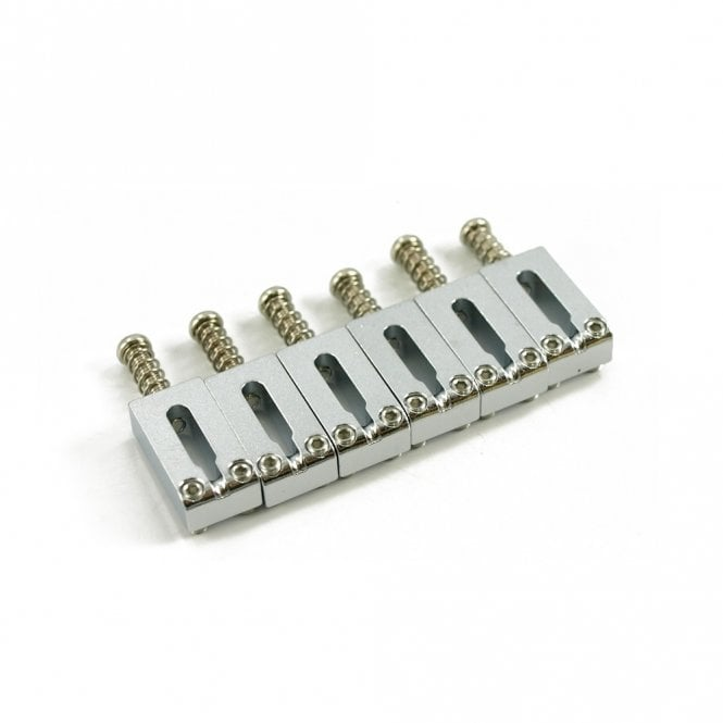 Gotoh Tremolo Saddles Steel 11.3mm Width