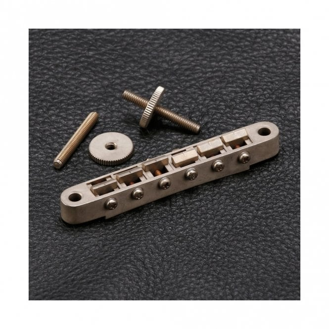 Gotoh Tune-o-matic Aged / Relic Finish ABR-1 Style Bridge