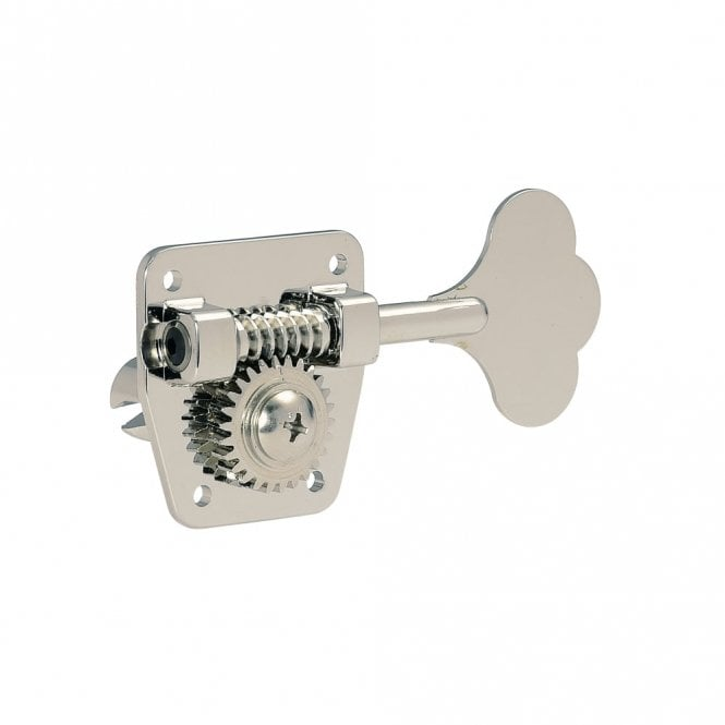 Gotoh Vintage Style Bass Tuners Open Gear