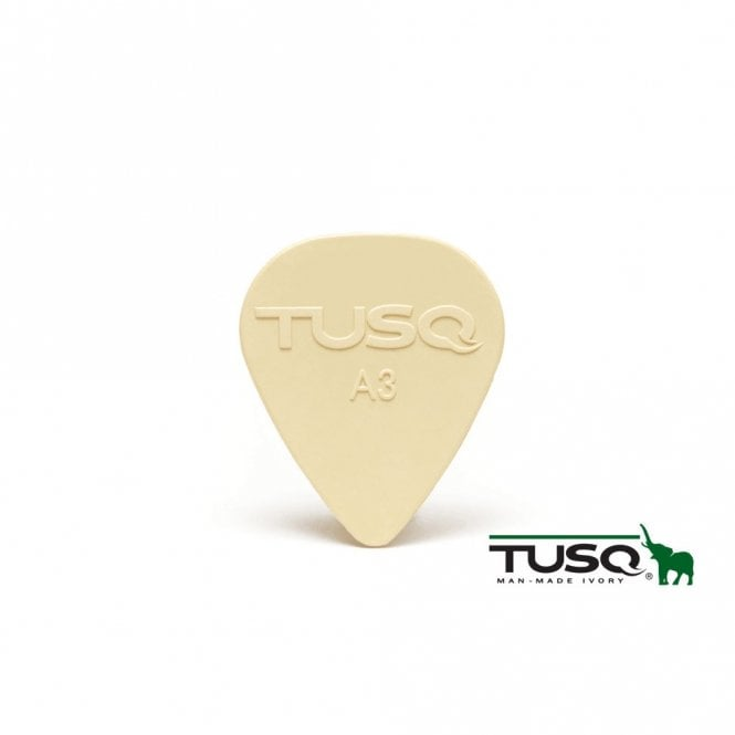 Graph Tech Tusq Pick 0.88mm Vintage White - 72 Pack