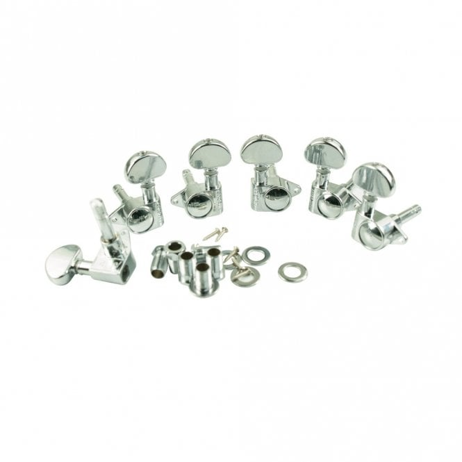 Grover Locking Tuners 3 Per Side