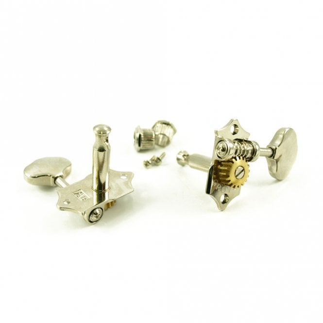 Grover Sta-Tite Tuners 3 Per Side Vertical 18:1 Gear Ratio
