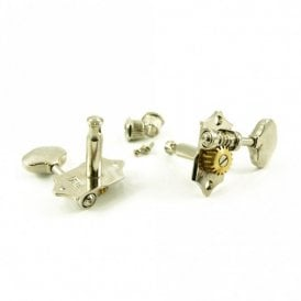 Sta-Tite Tuners 3 Per Side Vertical 18:1 Gear Ratio