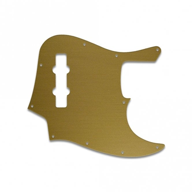 WD Music Highway One Jazz Bass - Brushed Gold