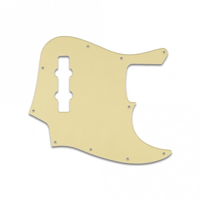 WD Music Highway One Jazz Bass - Cream