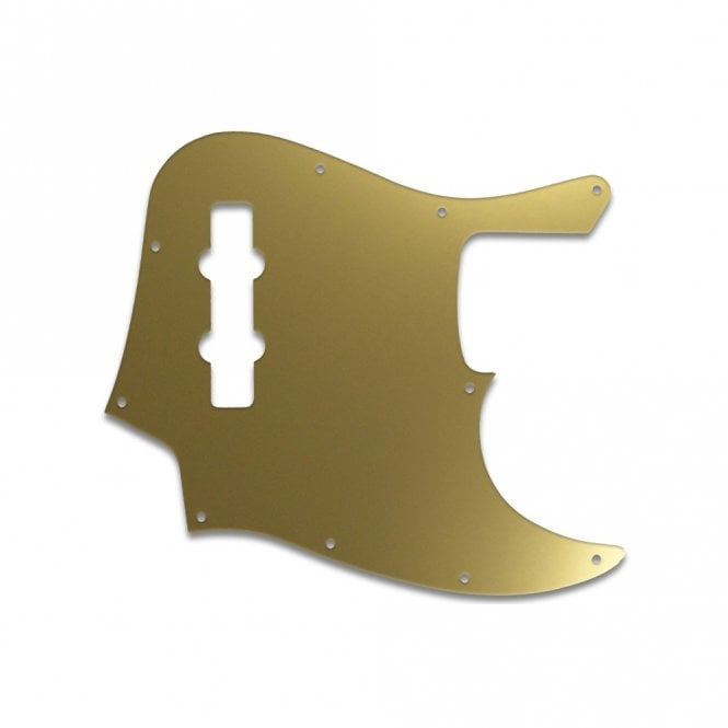 WD Music Highway One Jazz Bass - Gold Mirror
