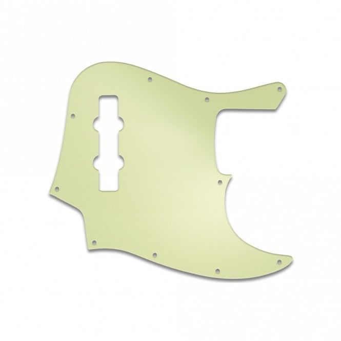 WD Music Highway One Jazz Bass - Mint Green 3 Ply