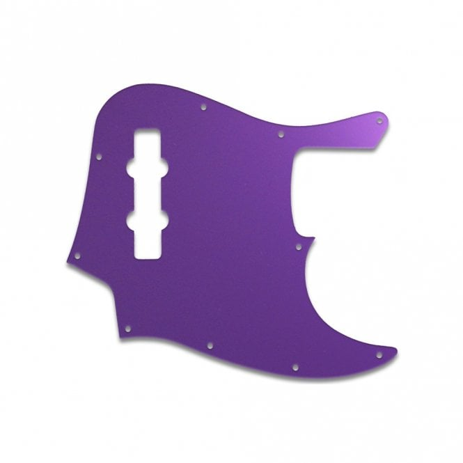 WD Music Highway One Jazz Bass - Purple Mirror