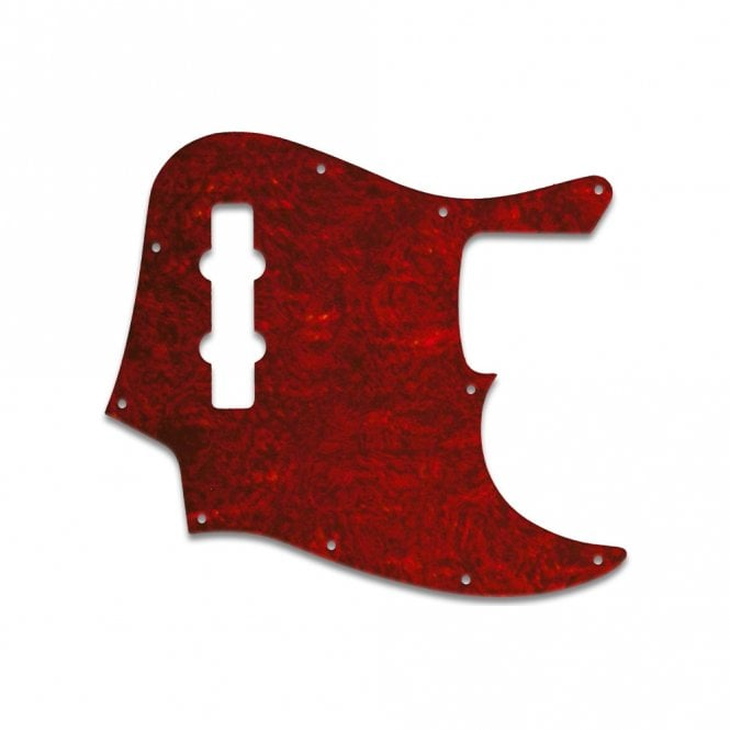 WD Music Highway One Jazz Bass - Red Shell
