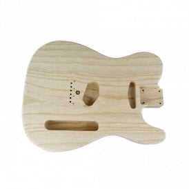Replacement Telecaster Premium One Piece Ash Body, 50's Style