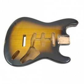 Strat Body Tobacco Sunburst