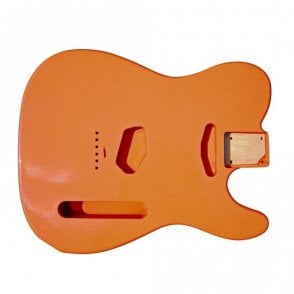 Tele Body Fiesta Red
