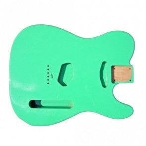 Tele Body Tropical Green