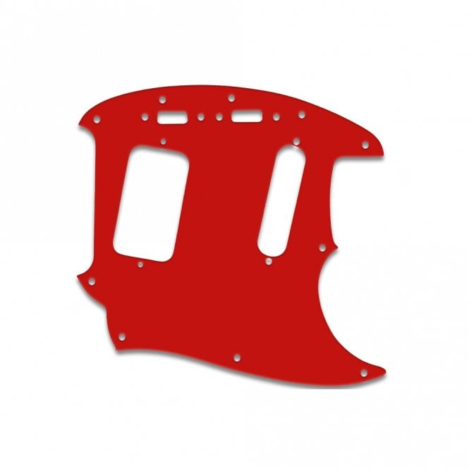 WD Music Jagstang - Red/White/Red