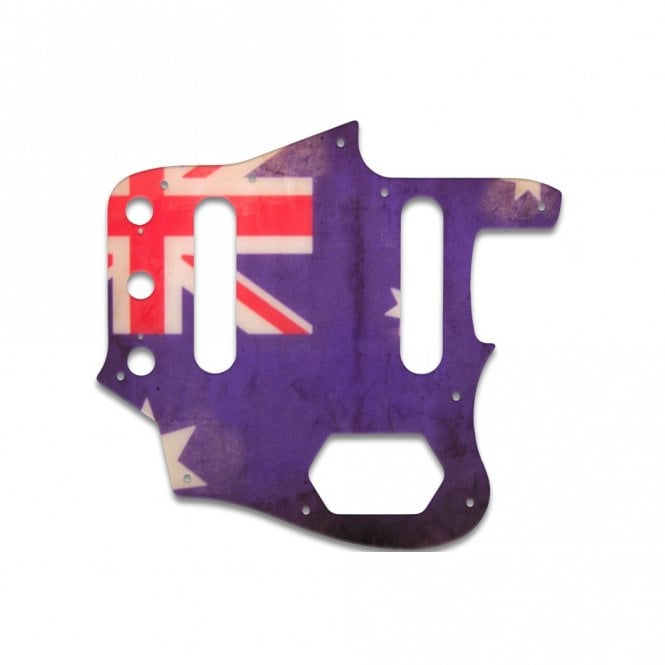 WD Music Jaguar - Aussie Flag Relic