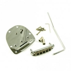 Jazzmaster/Jaguar Tremolo Chrome