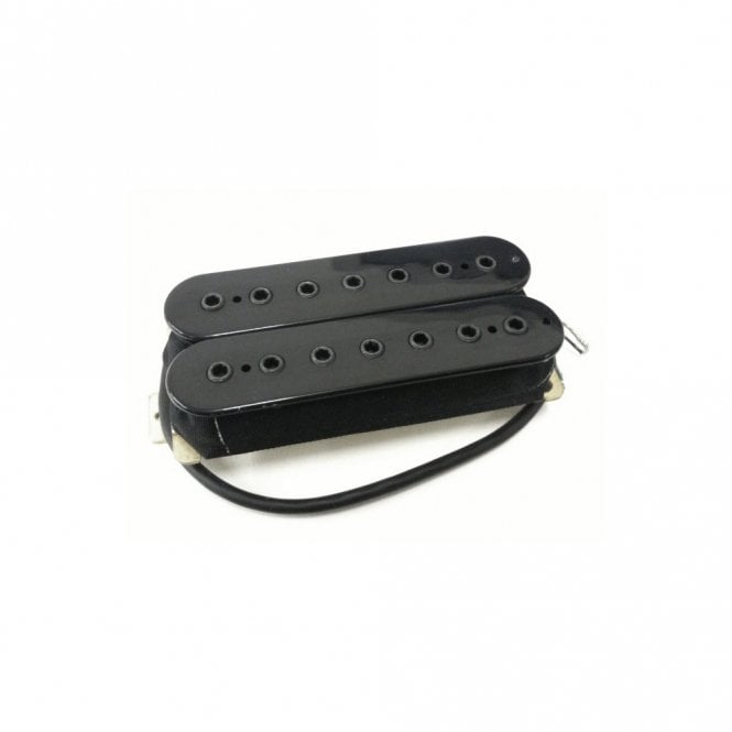 "Kent Armstrong 7 String Humbucker Black Open ""Super Distortion"