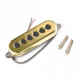 Burns Trisonic V Pickup Gold Cover