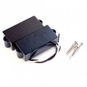 Hot P Bass Pickup Alnico Magnet Enclosed Cover